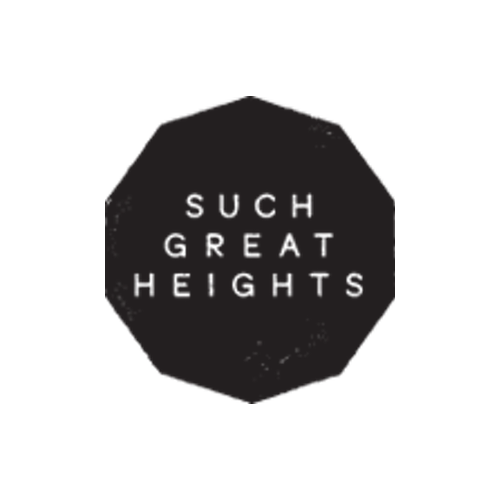 Such Great Heights Logo
